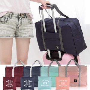 Handbags - Foldable Portable Travel Luggage Storage Pouch Bag